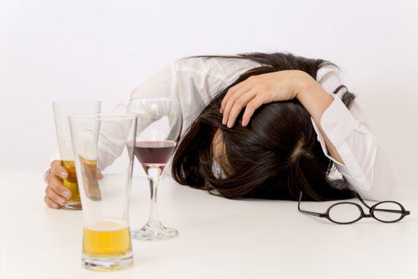 アルコール依存症 症状
